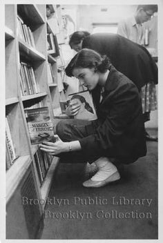 Great articles and photos documenting the history of the bookmobile