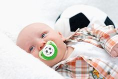 Pacifiers May Have Emotional Consequences for Boys from Science Daily