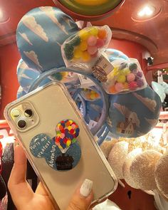 Disney Mickey Ears, Disney Pop, Disney Land, Girly Phone Cases, Iphone Cases Disney, Iphone 11, Cute Popsockets, Up Pixar, Cute Disney Outfits