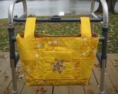 Tote - Walker - Stroller - Bedrail Bag