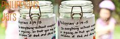 Philippians jars