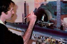 Matte, czyli prawdziwe obrazy wykorzystywane jako efekty specjalne we współczesnych filmach - Joe Monster