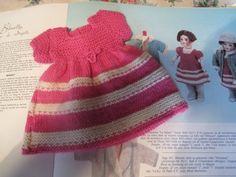 Bleuette, robe au tricot, à voir p 187 du livre de Billy Boy, année 1923 / 24 | eBay
