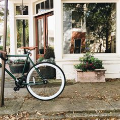 welcome to my little corner of the internet Camping Photography, Zoom Photo, Camping Life, Women Camping, Vintage Bicycles, Over Dose, Main Street, Small Towns, Exterior