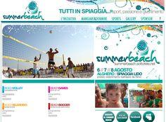 Summer Beach  summerbeach.sottorete.net
