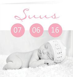 Suus C - Unieke geboortekaartjes met foto www.kaartjevanons.nl New Life, Baby Room, Kids Rugs, Design, Girls, Babies Nursery, Little Girls, Daughters, Baby Rooms