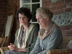 4.50 From Paddington (1987) Miss Marple and Lucy.
