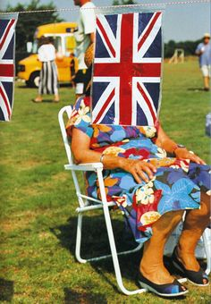Think of England by MartinParr