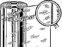 Clear Vinyl Plastic Panels For Winterizing A Porch Deck