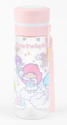 This #LittleTwinStars water bottle is perfect for sweet Summer refreshments...