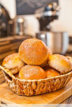 Dinkel-Kartoffel-Burger-Buns | lecker macht laune