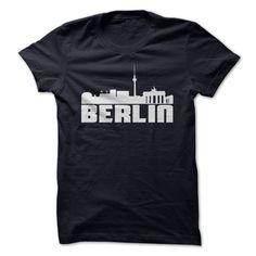 Berlin  T Shirt, Hoodie, Sweatshirt