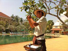Cambodia, Grand Hotel d'Angkor