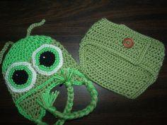 misseur grasshopperrrrrr Hat and Diaper cover by rgilliland