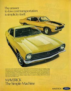 Ford Maverick.