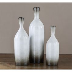Intercule Home Artex Bottle Vases 258096