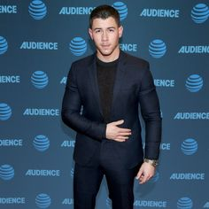 Nick Jonas Shows You How to Wear a Suit on the Weekend | GQ