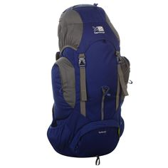 Come and take a look at the Karrimor Bobcat 65 Rucksack online right here now and order yours today! Camping Equipment, North Face Backpack, The North Face, Take That, Backpacks, Fitness, Bags, Euro