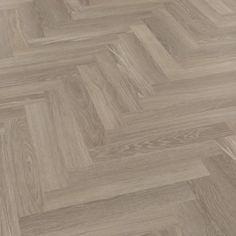 Karndean Knight Tile Grey Limed Oak Herringbone Vinyl Flooring - House Plans, Home Plan Designs, Floor Plans and Blueprints Parquet Vinyl, Grey Vinyl Flooring, Karndean Flooring, Oak Parquet Flooring, Wood Tile Floors, Linoleum Flooring, Luxury Vinyl Flooring, Basement Flooring, Wood Vinyl