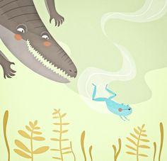 AlligatorvsFrog