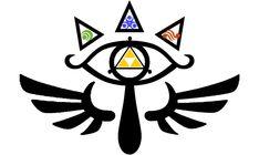 Sheikah Eye of Truth tattoo design by ~souffle-etc on deviantART