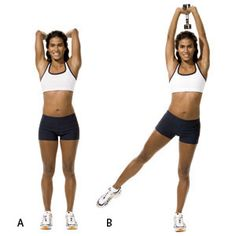 Get a total body workout with these home gym moves at Womenshealthmag.com | Women's Health Magazine
