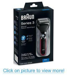 Braun 3Series 320S-4 Shaver #Braun #3Series #320S_4 #Shaver
