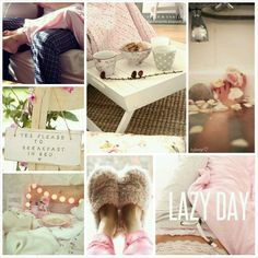 Lazy day. #moodboard #mosaic #collage #byJeetje♡