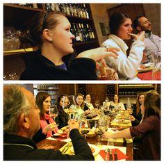 Drink! and Learn! #winetasting #tuscany #degustazioni #toscana #wineclasstour #wineclass #wine #foodpairing #Italy