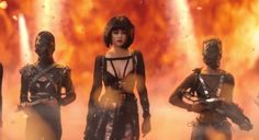 """Presenting All 36 Outfits From Taylor Swift's """"Bad Blood"""" Music Video"""