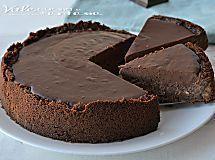 Semifreddo al cioccolato fondente senza cottura, buonissimo con tutto il sapore deciso del cioccolato , facile e veloce, senza cuocere nulla, freschissimo