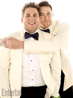 6 more hilarious portraits of Channing Tatum and Jonah Hill: http://www.ew.com/ew/gallery/0,,20483133_20823916,00.html