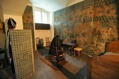 Replica of Marie Antoinette's Cell at Conciergerie