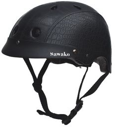 Cute bike helmet
