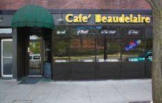 C is for Café Beaudelaire, Ames.