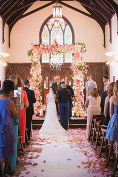 [AO&JO Photography]  www.allsaints1875.com #allsaintschapel #allsaints1875 #downtownraleigh #weddingvenue #ceremony #raleighweddingvenue