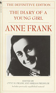 Where is Anne Frank's diary?