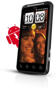 INTRODUCING THE HTC EVO™ V WITH 4G SPEED ~ I want this!!!! lol!