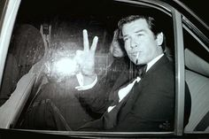 Brosnan plays it cool. Dublin, Plays, Celebrity, Cool Stuff, Concert, Face, People, Games, Celebs