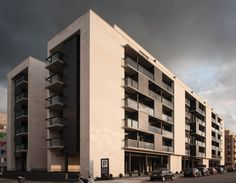 Residential Building Design, Building Exterior, Building Facade, Arch Architecture, Residential Architecture, Small Buildings, Modern Buildings, Facade Design, Exterior Design