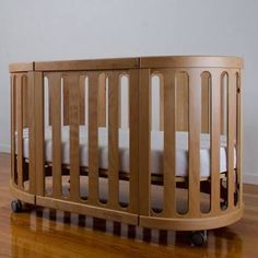 Cocoon Nest Bassinet to Cot