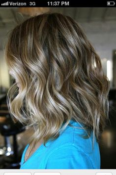 This is the length im going after the wedding. Long enough to style but short and light enough to curl and tease. Perfect.