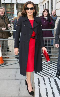 Catherine Zeta-Jones from The Big Picture: Today's Hot Pics | E! Online