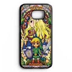 Legend Of Zelda Quote Samsung Galaxy S6 Edge Plus Case