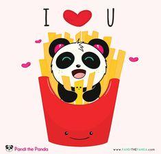 Image result for Pandi the Panda happy fall