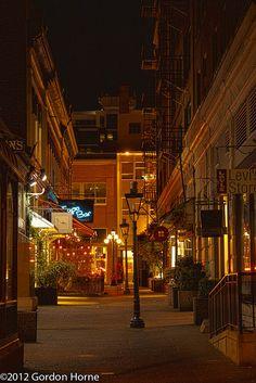 Trounce Alley | Victoria BC