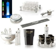 Roberto Cavalli Vodka Accessories