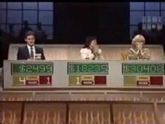 Press Your Luck (1983-1986) was a frenetic game played around a flashing board. Peter Tomarken hosted the hugely popular show. Contestants answered trivia questions to earn spins on the board. Spins caused the board squares to flash and the pieces to interchange, so players couldn't really judge when to halt the spin. Halting your spin on a Whammy would cause a cheeky animated imp to breakdance across the screen and steal all your accumulated money. Of course, what all the players REALLY…