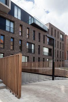 residence ham | gent - Projects - CAAN Architecten / Gent