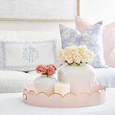 Interior Exterior, Interior Design, Home Hair Salons, Pastel Home Decor, Glamour Decor, Elegant Homes, Beautiful Bedrooms, Pastel Room, Room Inspiration